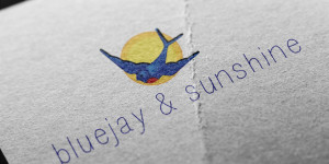 Bluejay & Sunshine